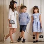 Cómo vestir a los pajes para una boda