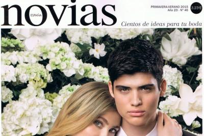 La revista Novias de España y De boda con Ángela