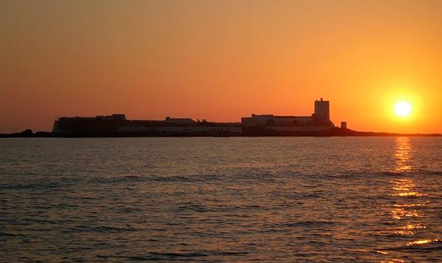 Preciosa puesta de sol para tu boda en La Barrosa (Chiclana de la Frontera, Cádiz)