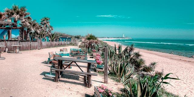 Sajorami Beach es uno de los sitios más impresionantes si quieres celebrar tu boda en Cádiz