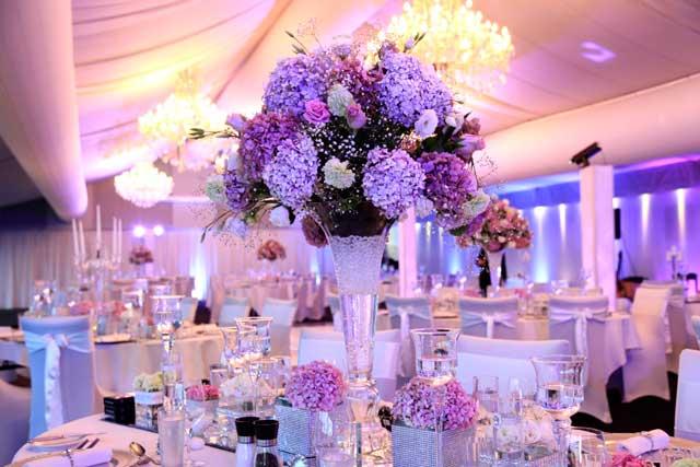 Carpas para celebrar bodas en verano