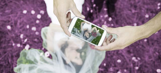 Teniendo en cuenta las redes sociales para organizar tu boda