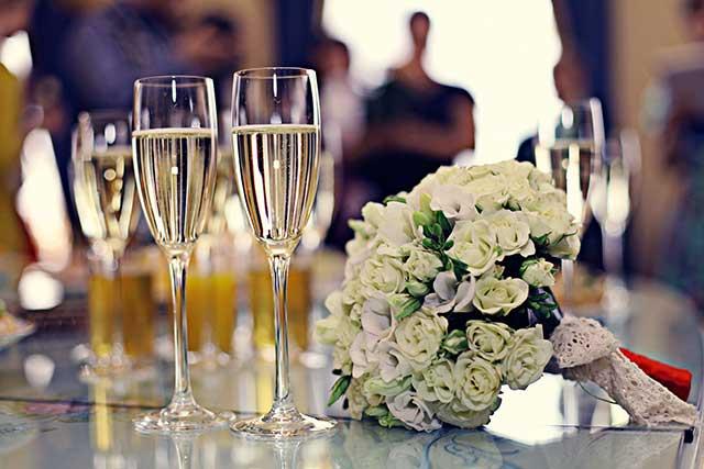 Salones para celebrar un banquete