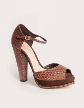 El zapato de tacón ideal