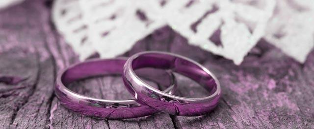 Elegid las alianzas de bodas que os acompañarán el resto de vuestras vidas