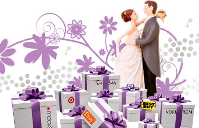 Confeccionar vuestra lista de boda con las cosas que más necesitáis para comenzar vuestra vida de casados