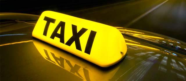 Llamad a un taxi después de una cena de empresa