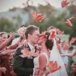Algunas ideas para tu boda en otoño