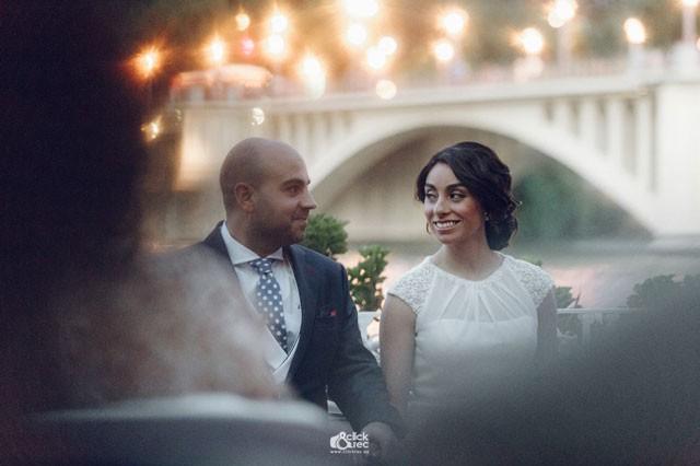 La boda de Edith y Antonio en Restaurante Río Grande