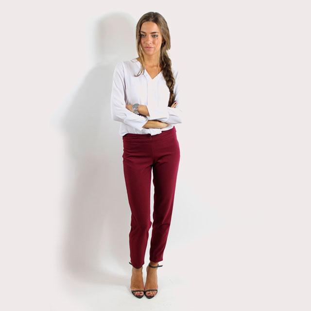 Conjunto de blusa y pantalón de Lady Pipa