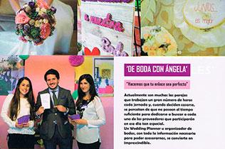Nueva entrevista de Sevilla Magazine | Noviembre 2015