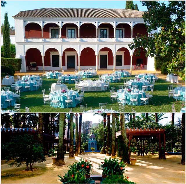 Los mejores lugares en los que organizar vuestra boda en Sevilla