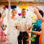 6 Consejos para que tu banquete de boda resulte divertido