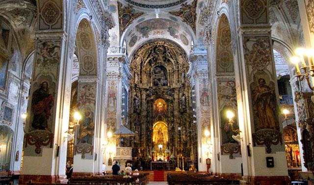 La parroquia de la Magdalena, el lugar ideal para celebrar una boda