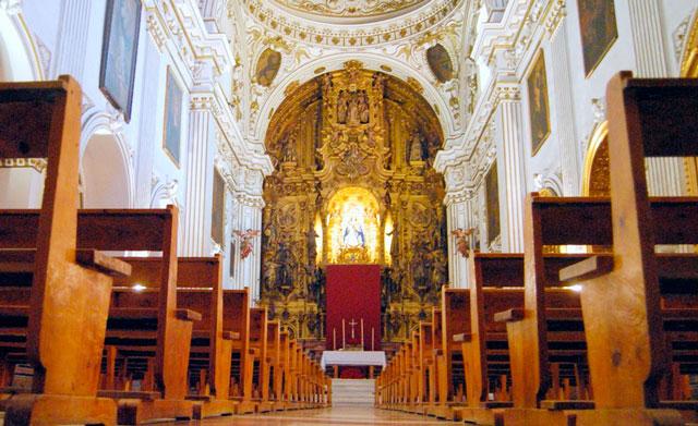Convento de San Buenaventura, ideal para bodas con pocos invitados