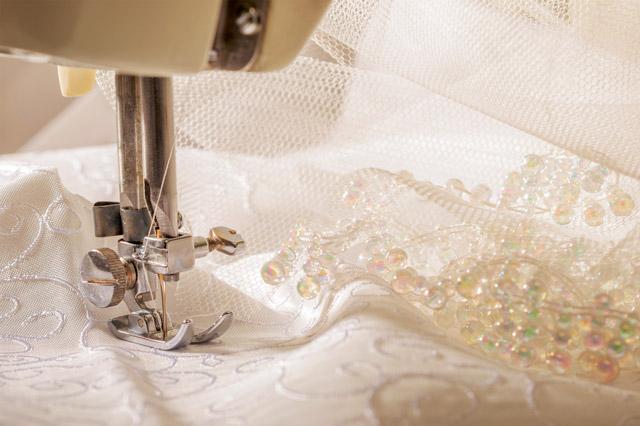 Como se puede hacer un vestido de novia