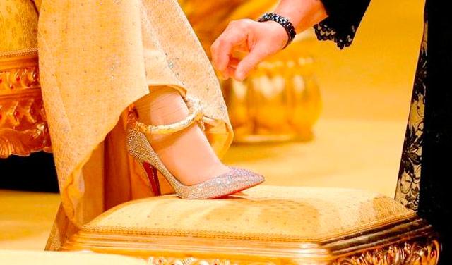 La suntuosa y lujosa boda de Abdul Malik de Brunéi, hijo del Sultán de Brunéi