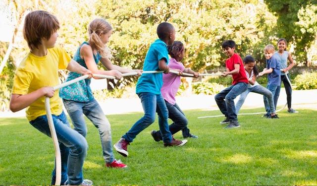 Actividades para entretener a los niños durante una boda