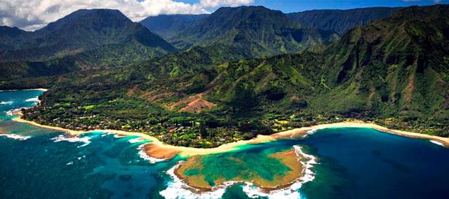 Luna de miel en Kauai