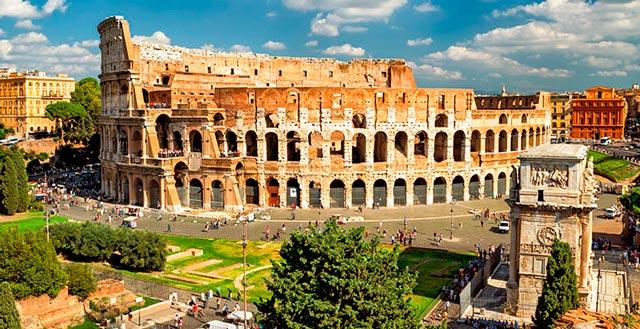 Lugares para visitar en Roma en nuestra luna de miel