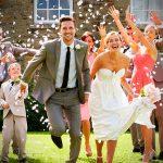 8 ideas originales y divertidas para sustituir el arroz en una boda
