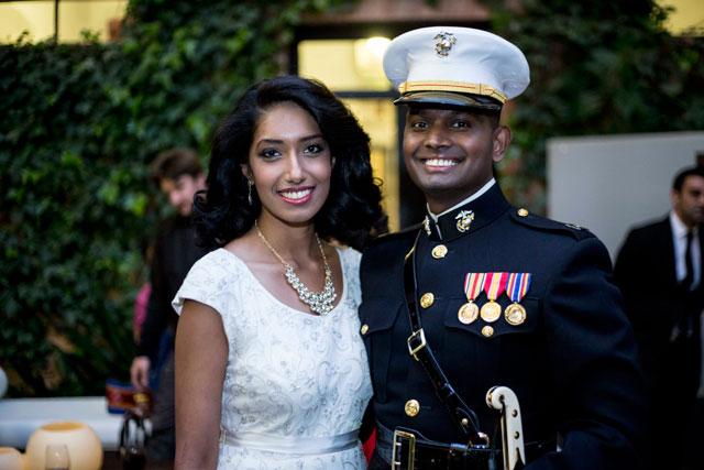 Poj & Siva, una preciosa pareja hindú
