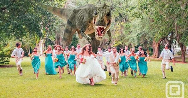Deja volar tu imaginación para una boda temática original en 2018