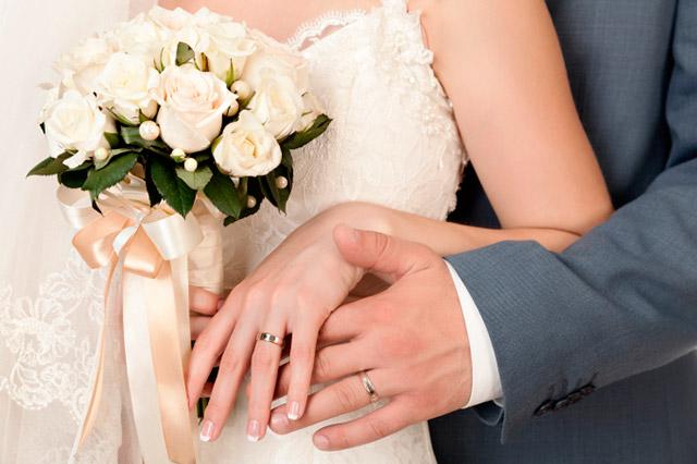 La tradición de los anillos de boda y sus orígenes