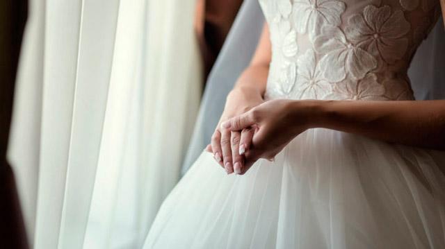 Las Telas más APROPIADAS para los vestidos de novia