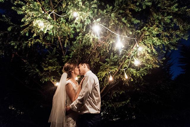 Todas las VENTAJAS de celebrar una boda por la noche