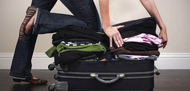 Consejos para aprovechar al máximo nuestra maleta para el viaje de luna de miel