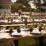 10 ideas de mesas de invitados para vuestra boda con estilo rústico