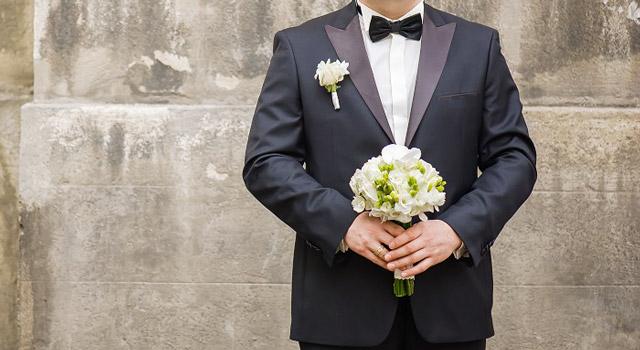 Consejos para saber qué traje de novio elegir