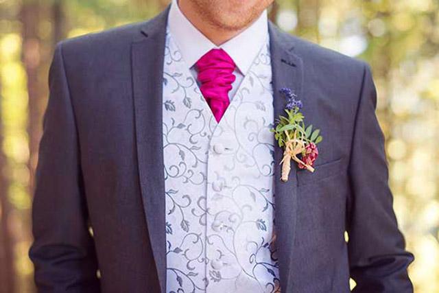 Pasos para elegir el traje de novio y no morir en el intento