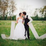 4 sitios en los que colocar letras en nuestra boda
