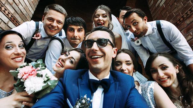 Organizar los tiempos de una boda