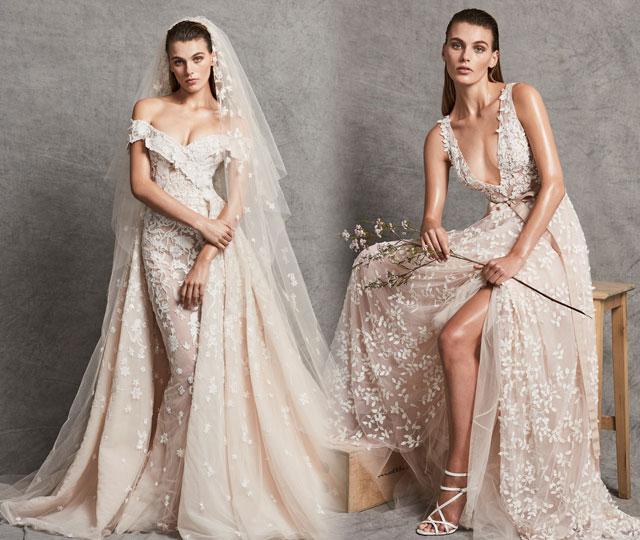 Vestido de novia de lo más sexy, por Zuhair Murad