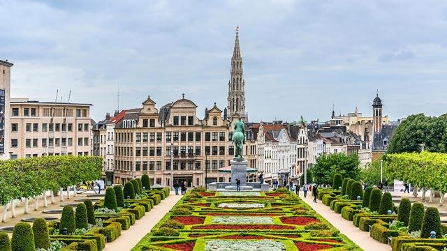 Bruselas, ciudad romántica para nuestar luna de miel por Europa