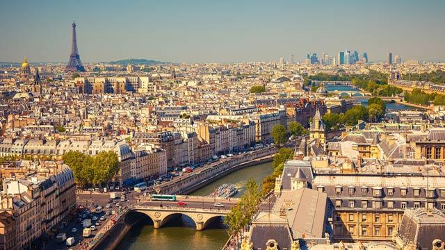 París, ciudad romántica para nuestar luna de miel por Europa