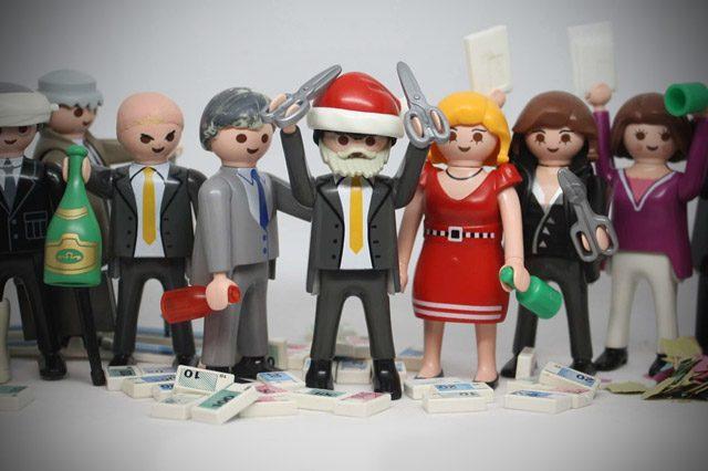 8 ideas para organizar la fiesta de empresa en Navidad