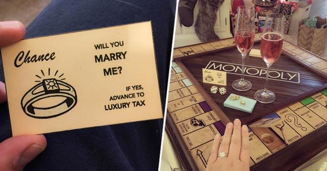 Una ideas para pedir matrimonio mientras jugáis a vuestro juego favorito