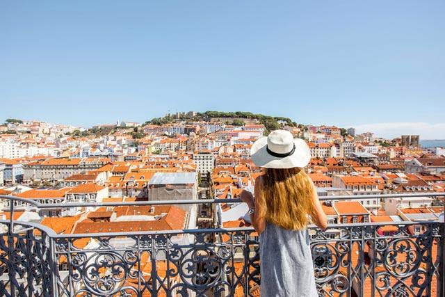 Lisboa (Portugal) Una ciudad icónica y romántica