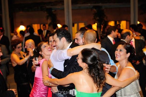 La boda de Alicia y Raúl fue todo un éxito