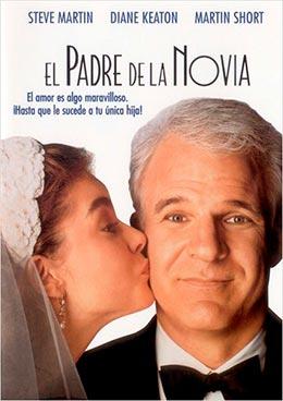 "Cartel de la película ""El padre de la novia"""