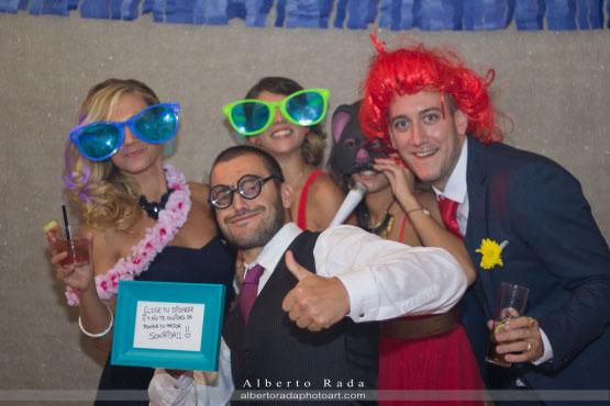 Photocall original para bodas