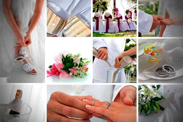 Como empezar a organizar una boda paso a paso