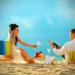 Cómo debemos ir vestidos a una boda en la playa