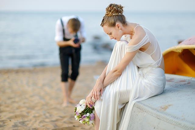 El mejor fotógrafo para tu boda... que no sea el novio