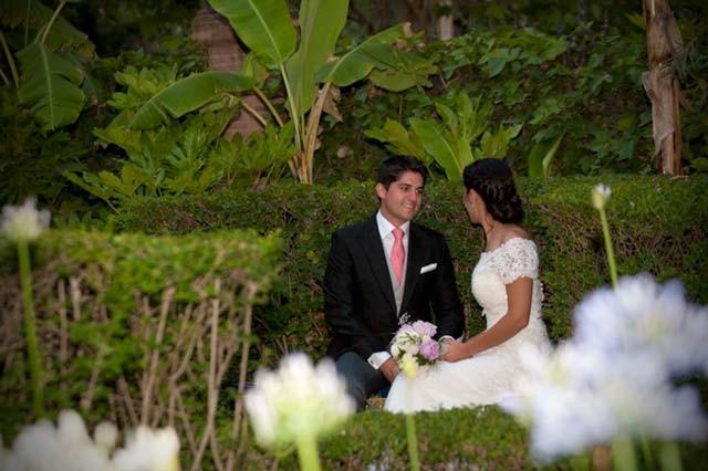 Una boda en el Hotel Alfonso XIII · Carmen y Joaquín