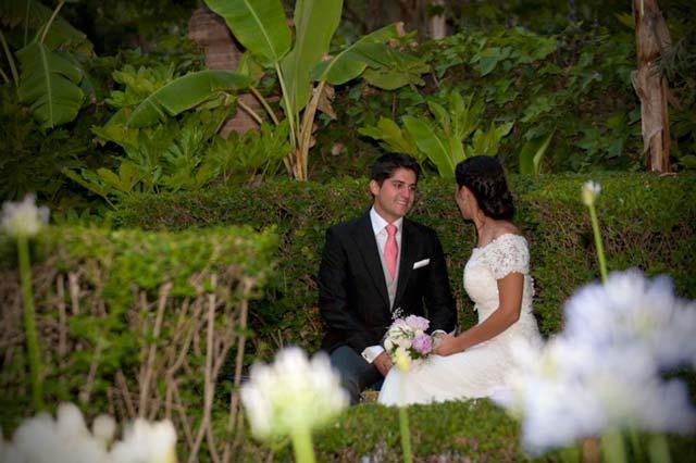 Organización de una boda en el Hotel Alfonso XIII de Sevilla